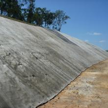 Complete Slope protection